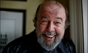 Sir Peter Hall: 'a walking institution'