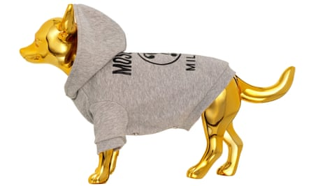 MOSCHINO x H&M, doggy hoody, £59.99.