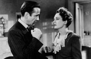 Sublime film noir … The Maltese Falcon (1941).