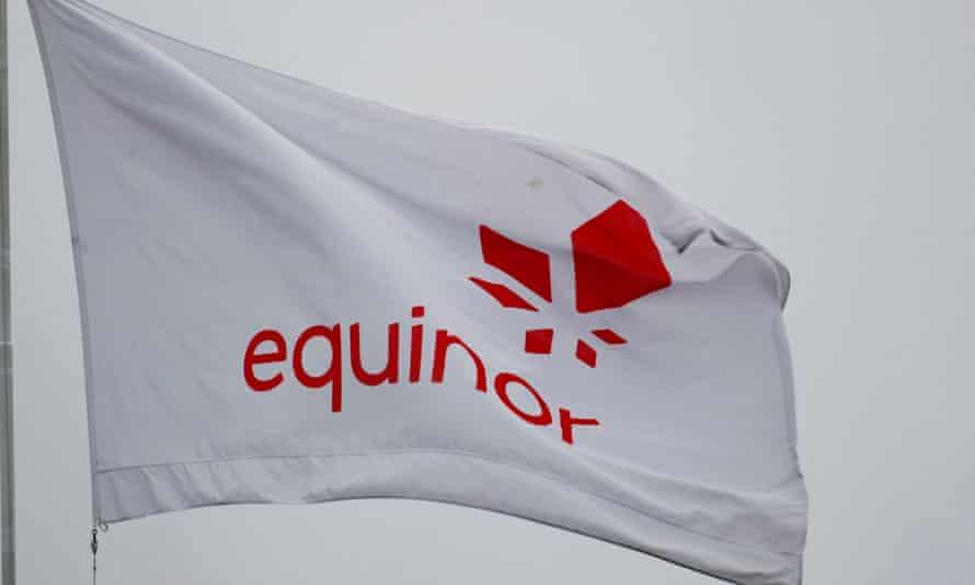 Equinor flag