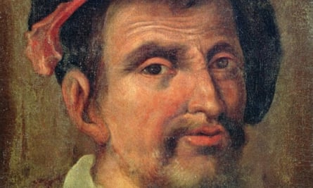 His life's work ... Hernando Colón.