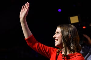 Jo Swinson upon being announced as the new leader of the Liberal Democrats on Monday