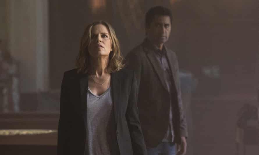 The Fear the Walking Dead ad 'could be distressing to younger children', said the ASA.