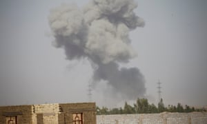 f04381cca0d35 Isis fighting back as Iraqi forces attempt to take centre of Falluja ...