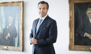 António Horta-Osório, chief executive of Lloyds Banking Group.