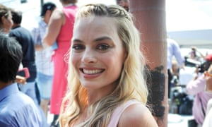 Too good for 007: Margot Robbie promoting Suicide Squad.