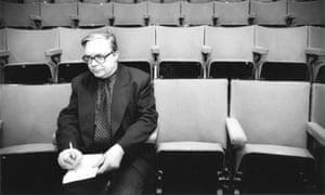 MIchael Billington in 1993
