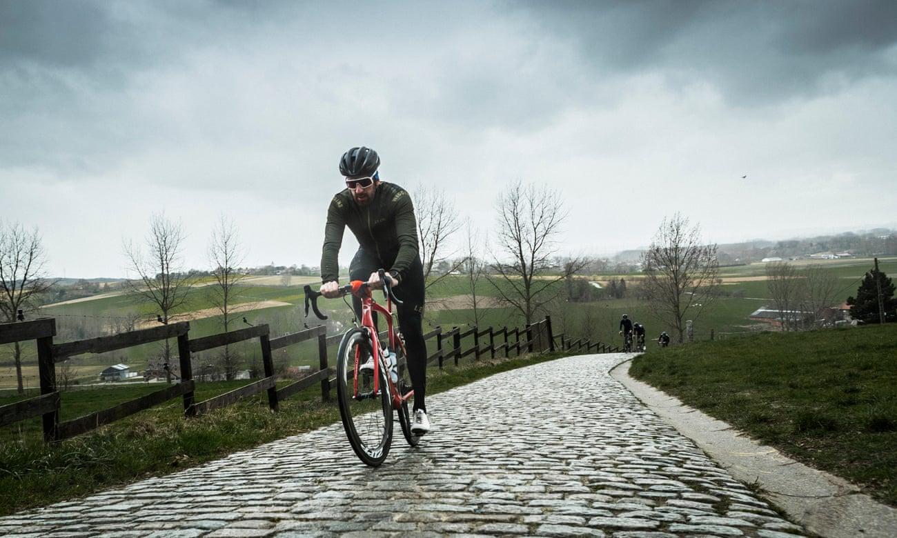 Bradley Wiggins' tour of Flanders