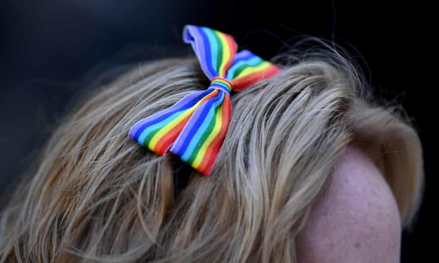 The split has widened between the government and Labor over the protection of LGBT students from discrimination. Labor and the Greens want discrimination exemptions for religious schools to be removed.