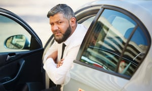 'It was good for about six months – but then then they dropped the fees' … former Uber driver Nadeem Iqbal.