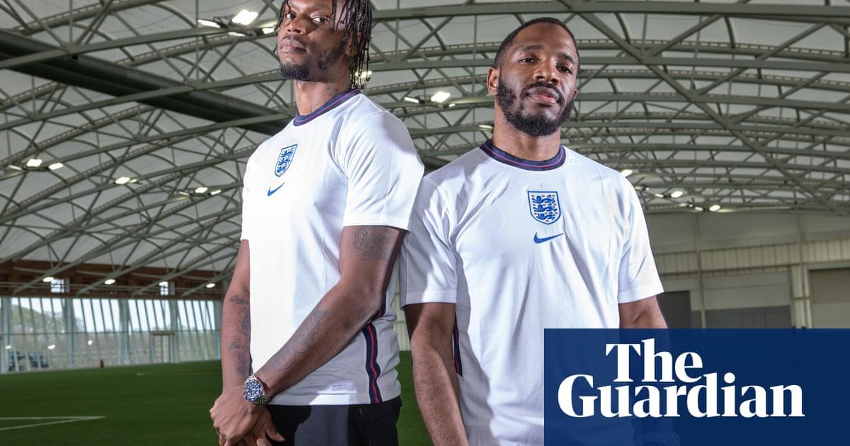 Krept and Konan make a football anthem for modern England
