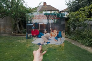 King Tubby's and the Agrovators, Dubbing in the Back Yard (Black Music, 1982)