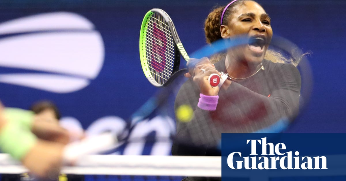 Serena Williams pushed to edge by American teen Caty McNally at US Open