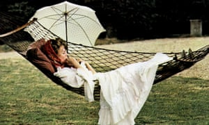 Julie Christie in The Go-Between: 'the English summer has never seemed so languid.'