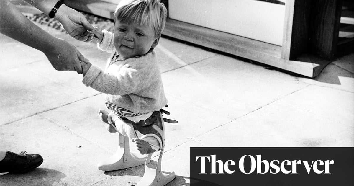 How Harry Evans took up the long fight for thalidomide families