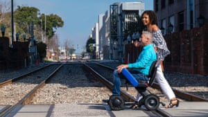 Whill Model C2 Personal Mobility device