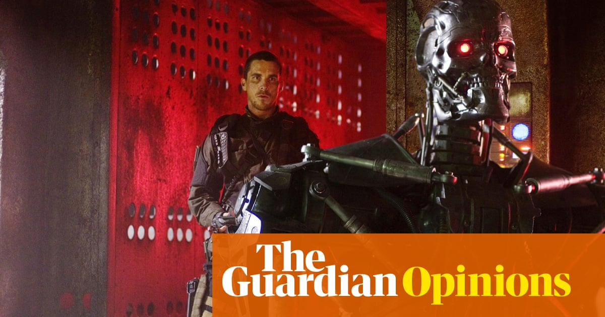 Why the rise of the robots could allow humans to flourish again | Giles Fraser: Loose canon