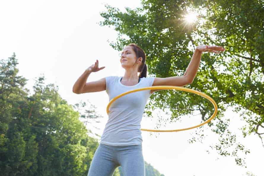 Weighted hula hoops have been tipped as a hot Christmas gift