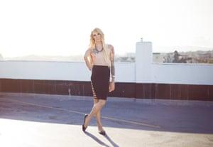 Courtney Demone by Becca Carroll