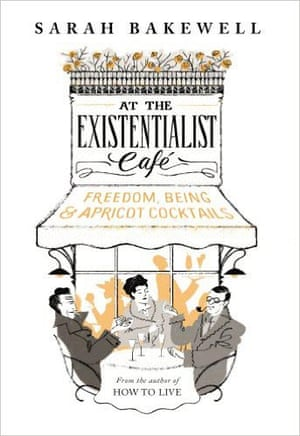 at the existentialist cafe cover