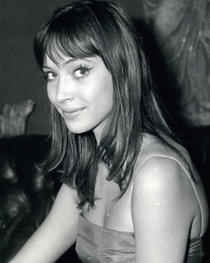 Anna Karina in Tonight or Never