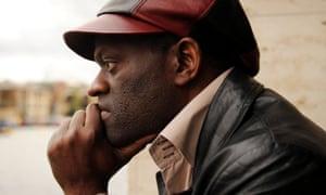 Alain Mabanckou, author of Black Moses.