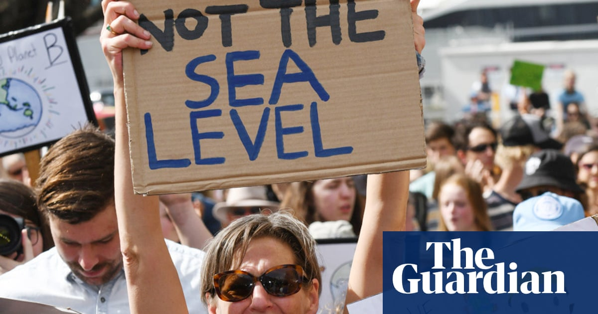 Australians stand up for climate change action – in pictures - The Guardian