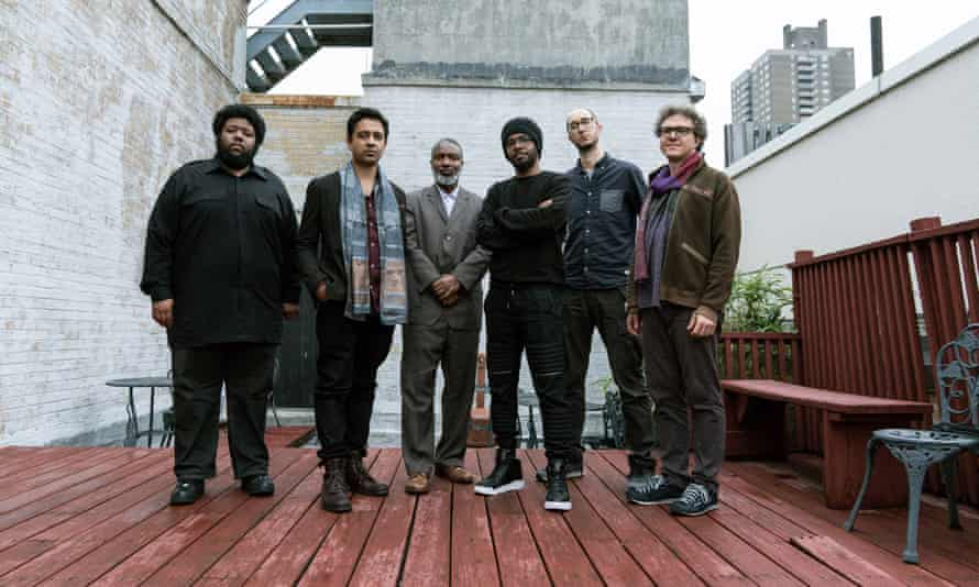 This set has pretty much everything … Vijay Iyer Sextet.