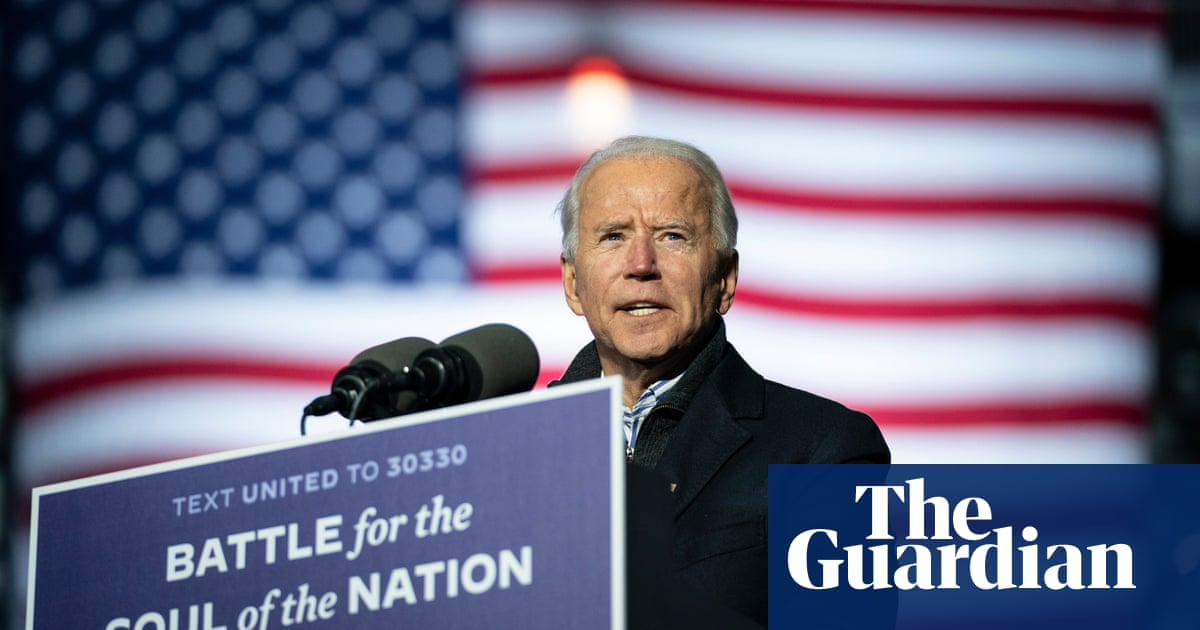 Democrats prepared for 'the worst' amid election eve anxiety – The Guardian