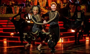 Alex and Neil smash the Paso on Strictly