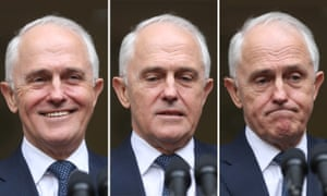 It's been a pretty emotional week for Turnbull