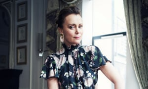 Keeley Hawes photographed at Connaught Hotel exclusively for OM 17 Feb 2019