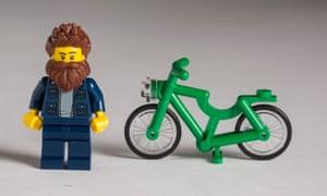 Hipster Lego figures