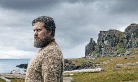 John Grant on Iceland's Strandir coast.