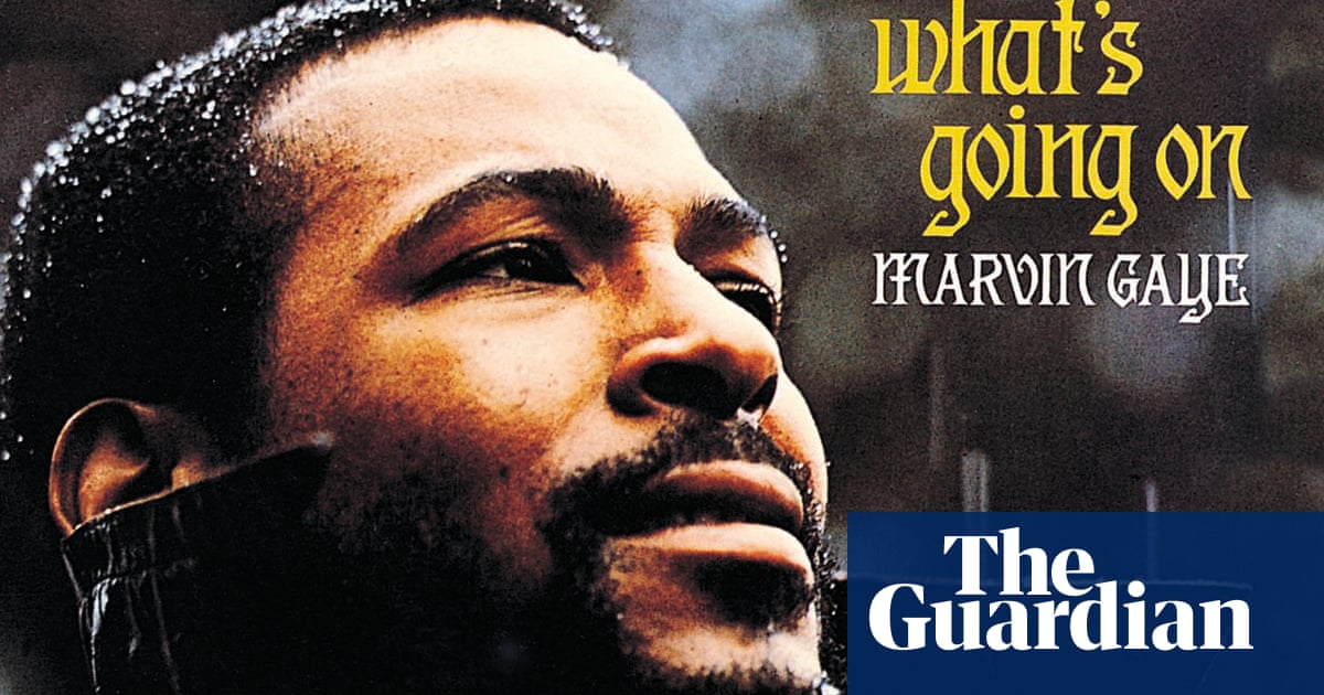 What's Going On at 50: Marvin Gaye's masterpiece is still so true to life