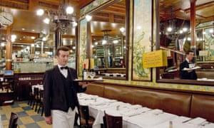 The Brasserie Lipp, Paris.