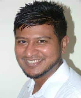 Sajjad Rahman.