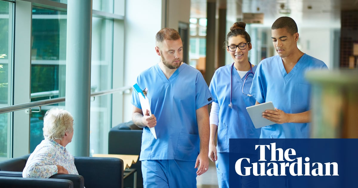 England's NHS and care services need 1.1m extra staff by 2031, finds study
