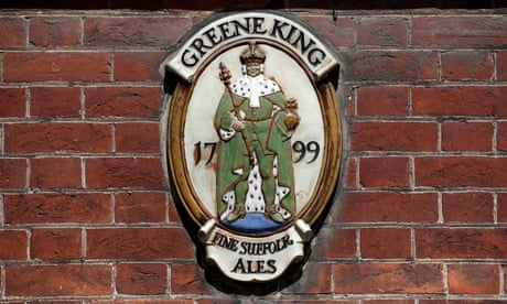 Greene King renames four pubs in England over racism concerns