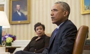 obama loretta lynch gun control