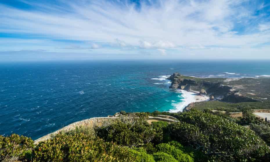 South Africa's Cape Peninsula.