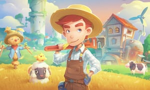 My Time at Portia review – crafting sim reaps slow but sweet rewards