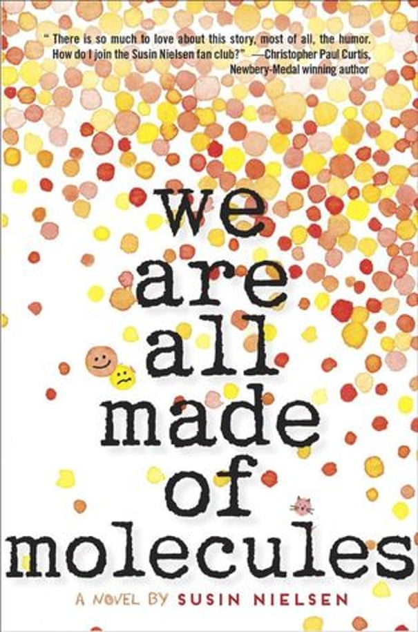 We are all made of molecules by Susin Nielsen - review