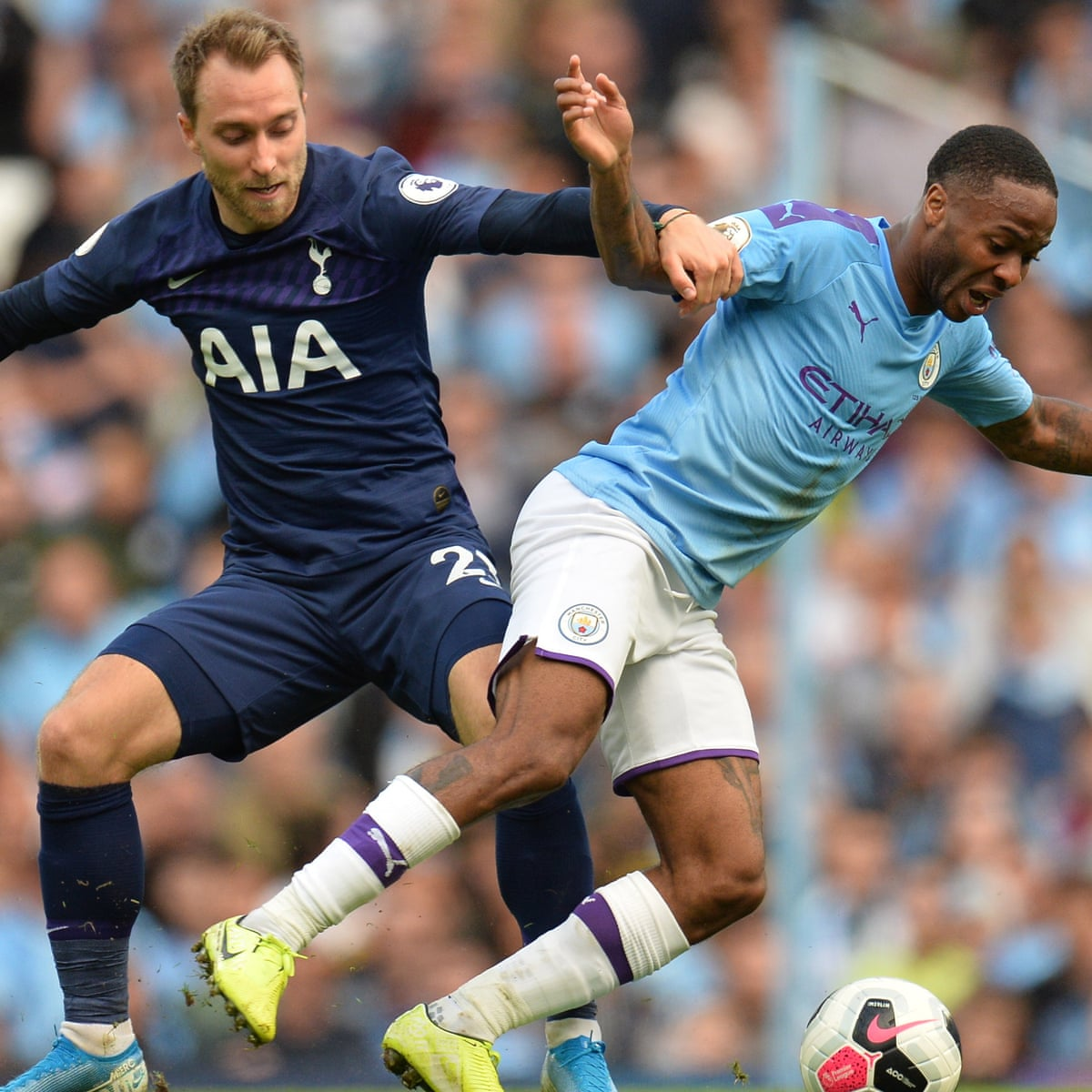 Mauricio Pochettino Says Eriksen Situation Is Hurting Player And Club Football The Guardian