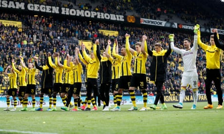 Dortmund return to winning ways but getting back to normality a tougher proposition | Andy Brassell