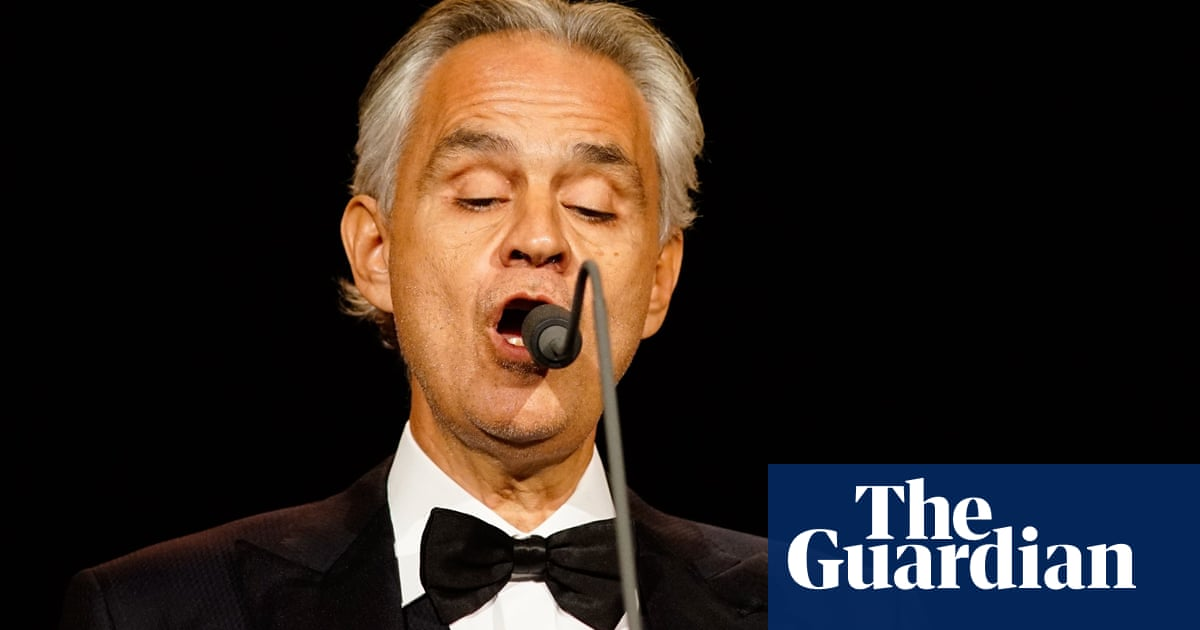 Andrea Bocelli signs with Universal Music to cash in amid streaming era