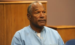 OJ Simpson attends a parole hearing at Lovelock Correctional Center, in Lovelock, Nevada, in 2017.