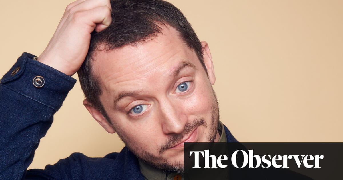 Elijah Wood: 'I still have a pair of Hobbit feet in my house'