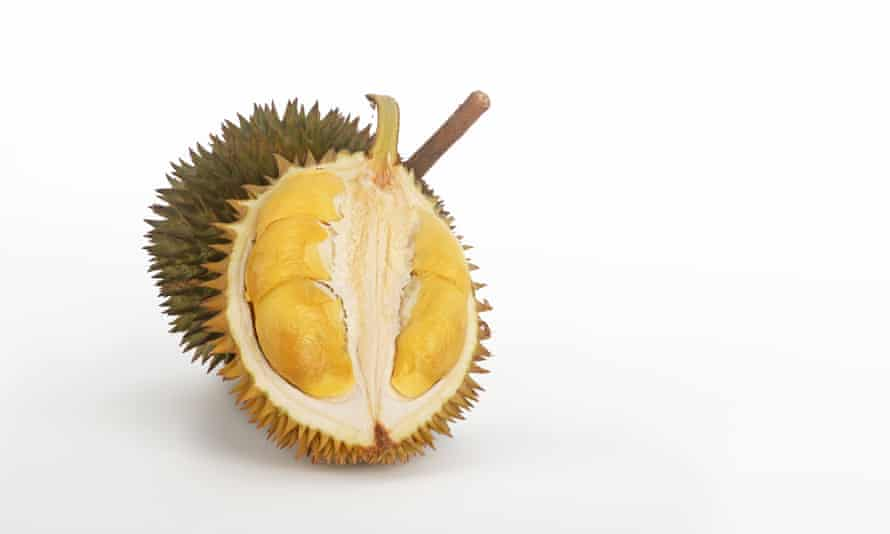 The University of Canberra library was evacuated after reports of 'a strong smell of gas' that turned out to be a piece of durian fruit
