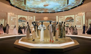 Christian Dior: Designer of Dreams exhibition at V&A